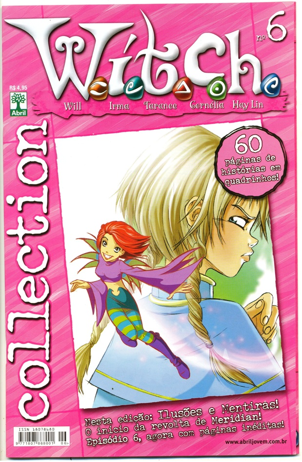 WITCH COLLECTION nº06 - EDITORA ABRIL