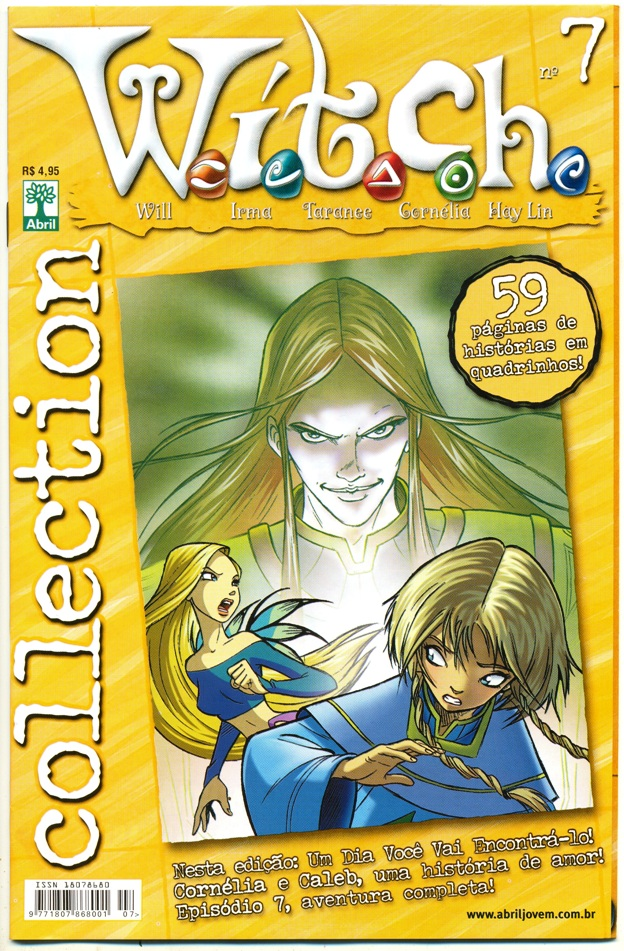 WITCH COLLECTION nº07 - EDITORA ABRIL